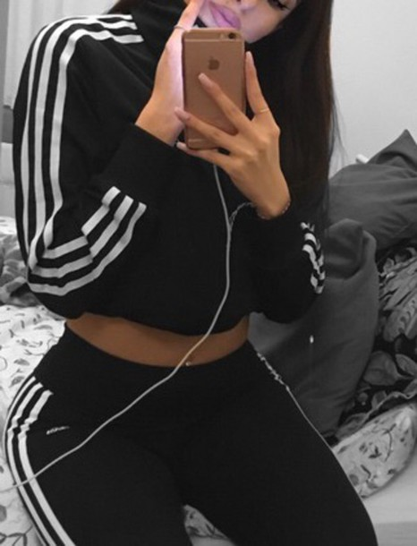 jumpsuit adidas clothes adidas tracksuit