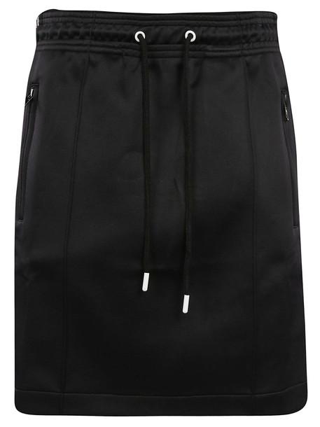 Kenzo Logo Skirt in noir