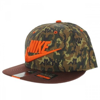 hat nike cap camouflage