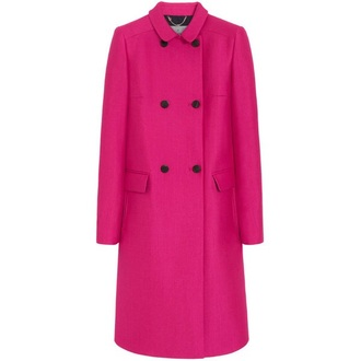 coat pink coat kate middleton