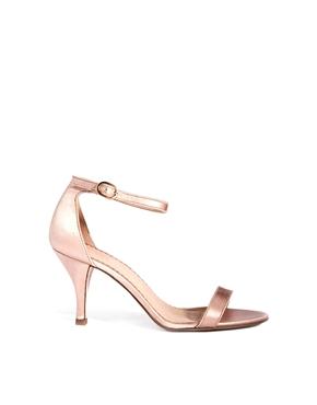 Heeled sandals | Ankle strap, high heel & stiletto sandals |ASOS