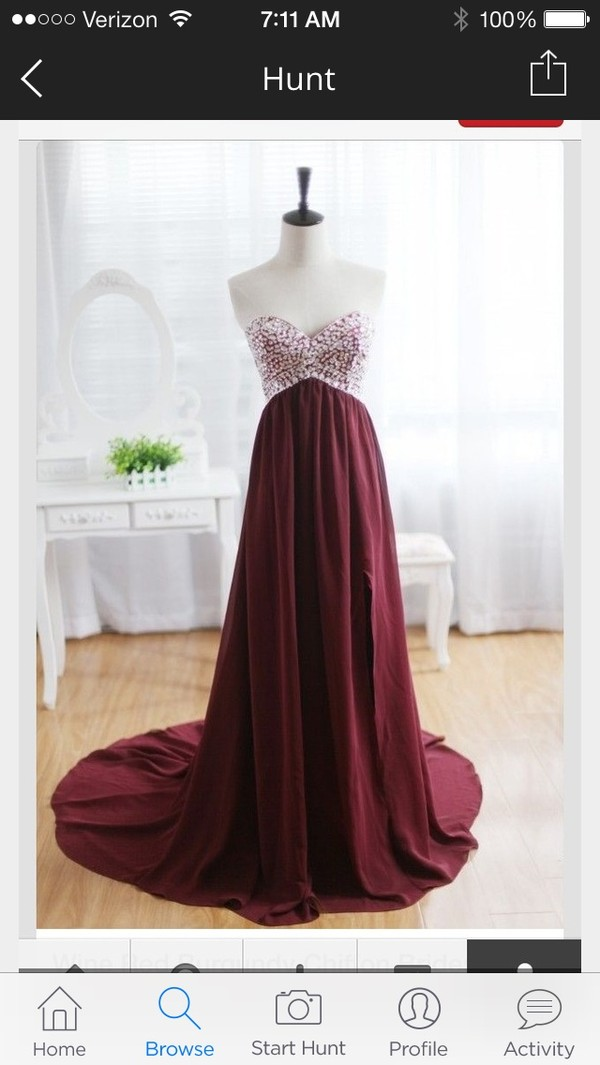 dress red red dress red prom dress prom dress long prom dress burgundy prom dress
