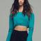 Bell sleeve top by band of gypsies