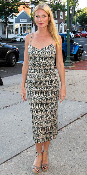dress gwyneth paltrow