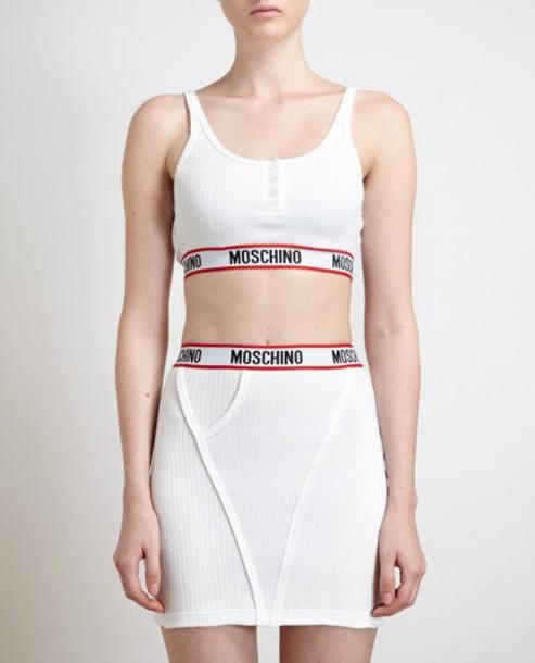 underwear moschino