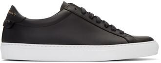 urban sneakers black shoes