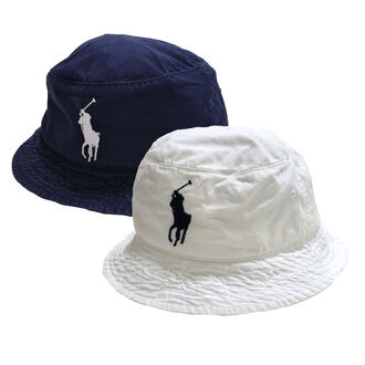 hat ralph lauren polo bucket hat