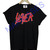 Slayer logo T-shirt Men Women and Youth