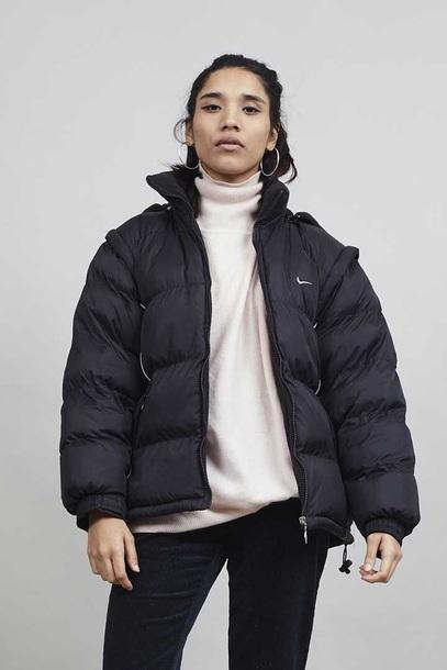 jacket puffer jacket nike puffer jacket the north face jacket black puffa  jacket d3e144928