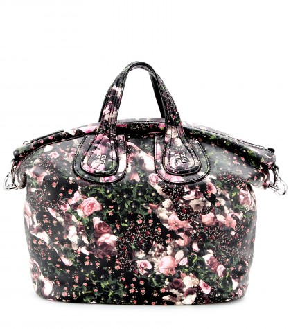 mytheresa.com -  Nightingale floral-print leather tote  - Shoulder bags - Bags - Luxury Fashion for Women / Designer clothing, shoes, bags