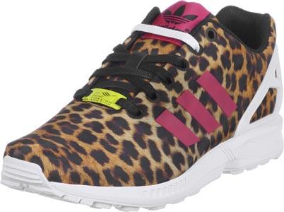 Adidas ZX Flux W schoenen leo