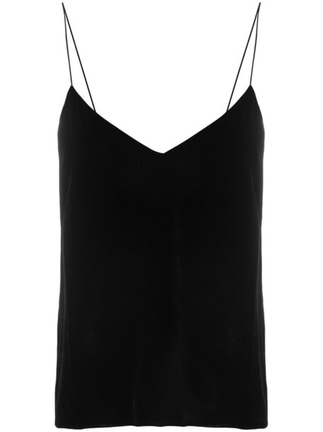 Rag & Bone camisole women black silk underwear