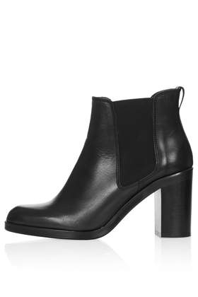 MISSILE Chelsea Boots - Boots - Shoes - Topshop