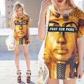 t-shirt,pray for paris
