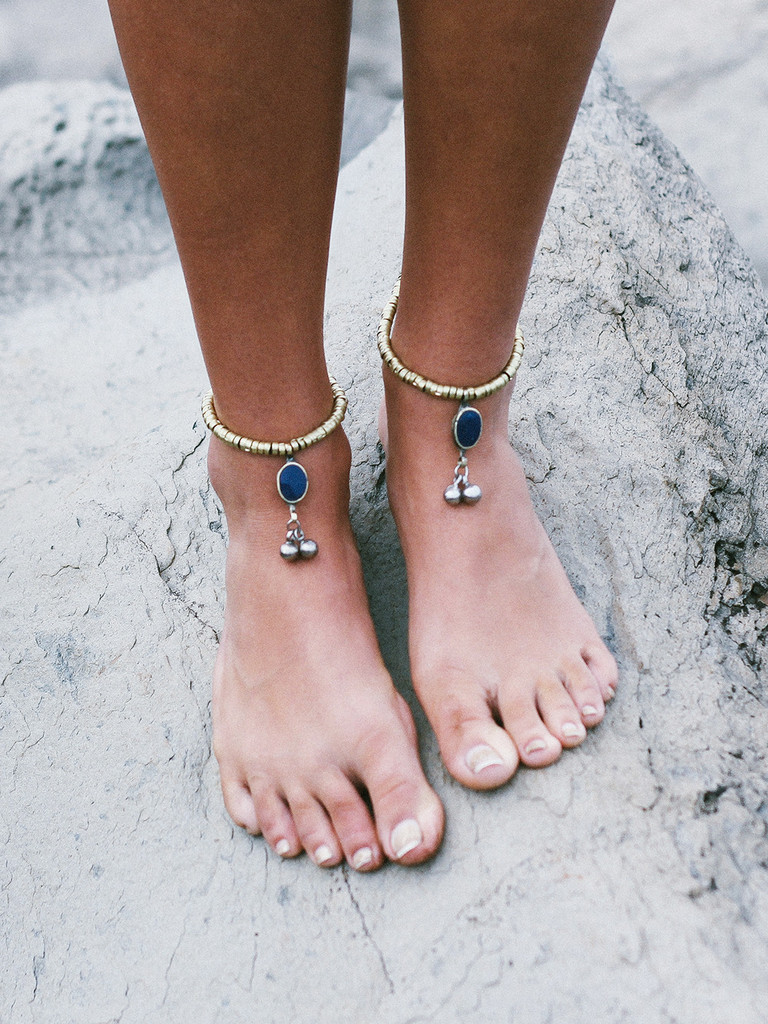 Boheme Child Anklet Set Of Two