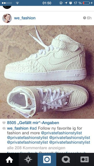 snake snake print sneakers airforce airforceone