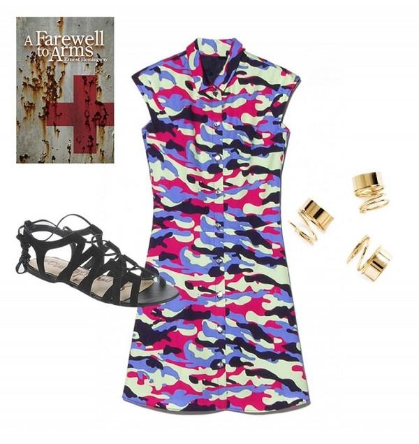 dress jewels shoes