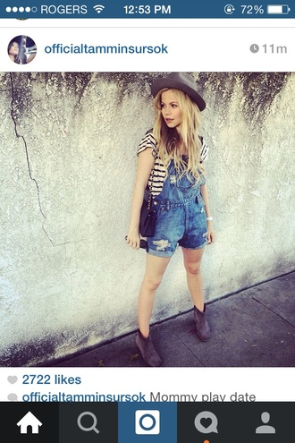 shorts pretty little liars jumpsuit jeans tammin sursok overalls