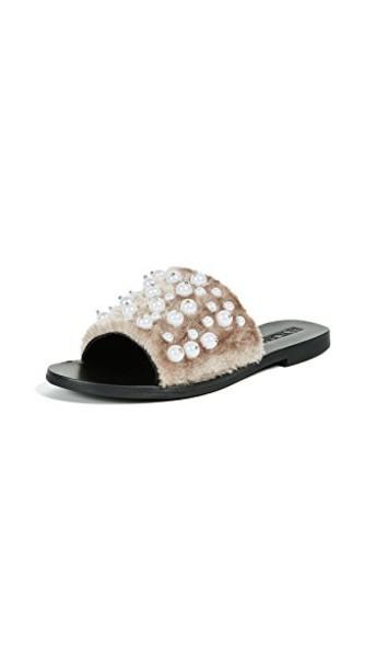 Sol Sana fluffy shoes
