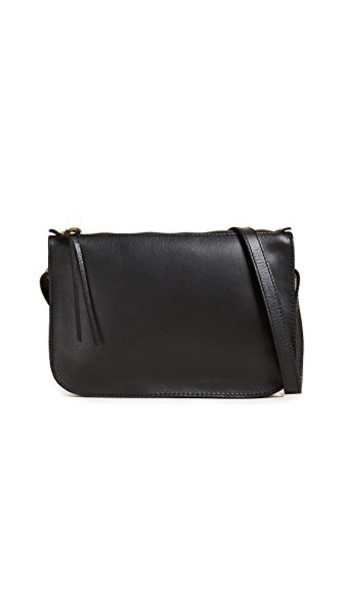 Madewell cross bag pouch black