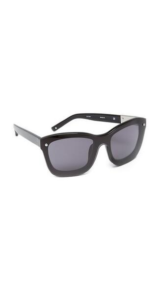 bang sunglasses black