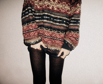 cute awesomness cold sweater