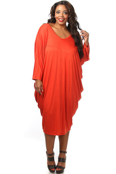 dress, pinkclubwear, plus size, plus size dress, midi dress ...