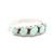 White Seeing Opal Zuni Ring | Child of Wild