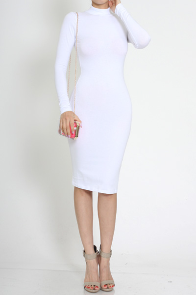 Turtle neck dress · trendyish · online store powered by storenvy