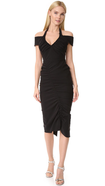 PREEN BY THORNTON BREGAZZI dress black