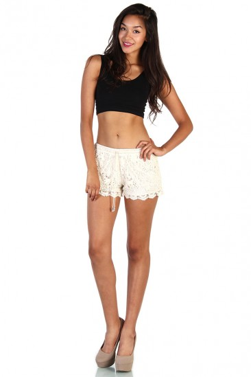 Lovemelrose Com From Harry Amp Molly Floral Lace Shorts