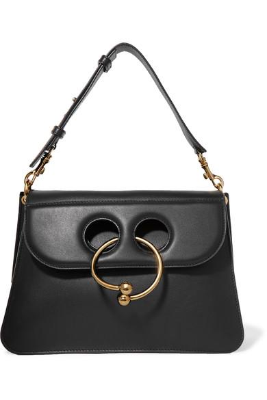 J.W.Anderson - Pierce medium leather shoulder bag
