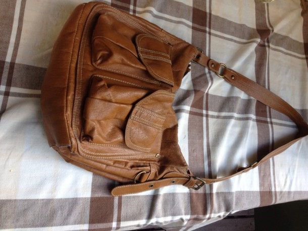 Bag: brown bag, vintage bag, cute bag, hipster bag, adorable bag ...