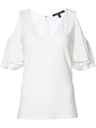 top women cold white