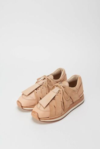 shoes sneakers nude sneakers suede sneakers texture sporty chic athleisure leather sneakers nude beige sneakers camel