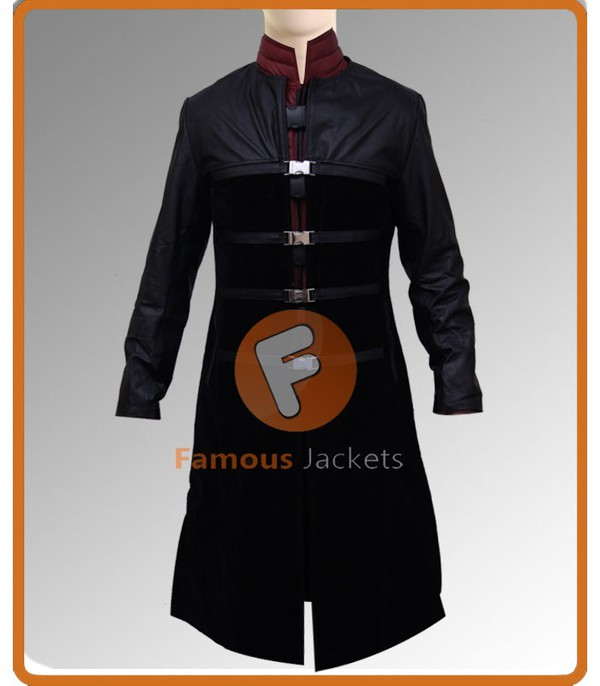 farscape john chrichton costume halloween lifestyle menswear trench coat winter coat