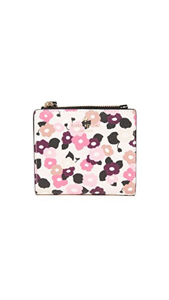 Kate Spade New York pouch floral rose bag