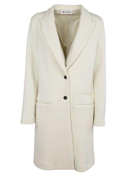 BARENA coat white