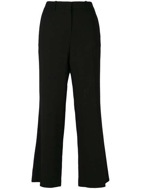 pants cropped pants cropped women spandex black