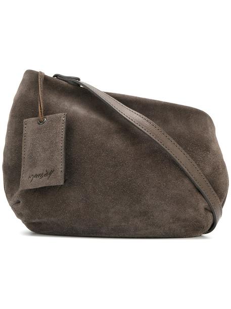 Marsèll mini women bag mini bag suede grey