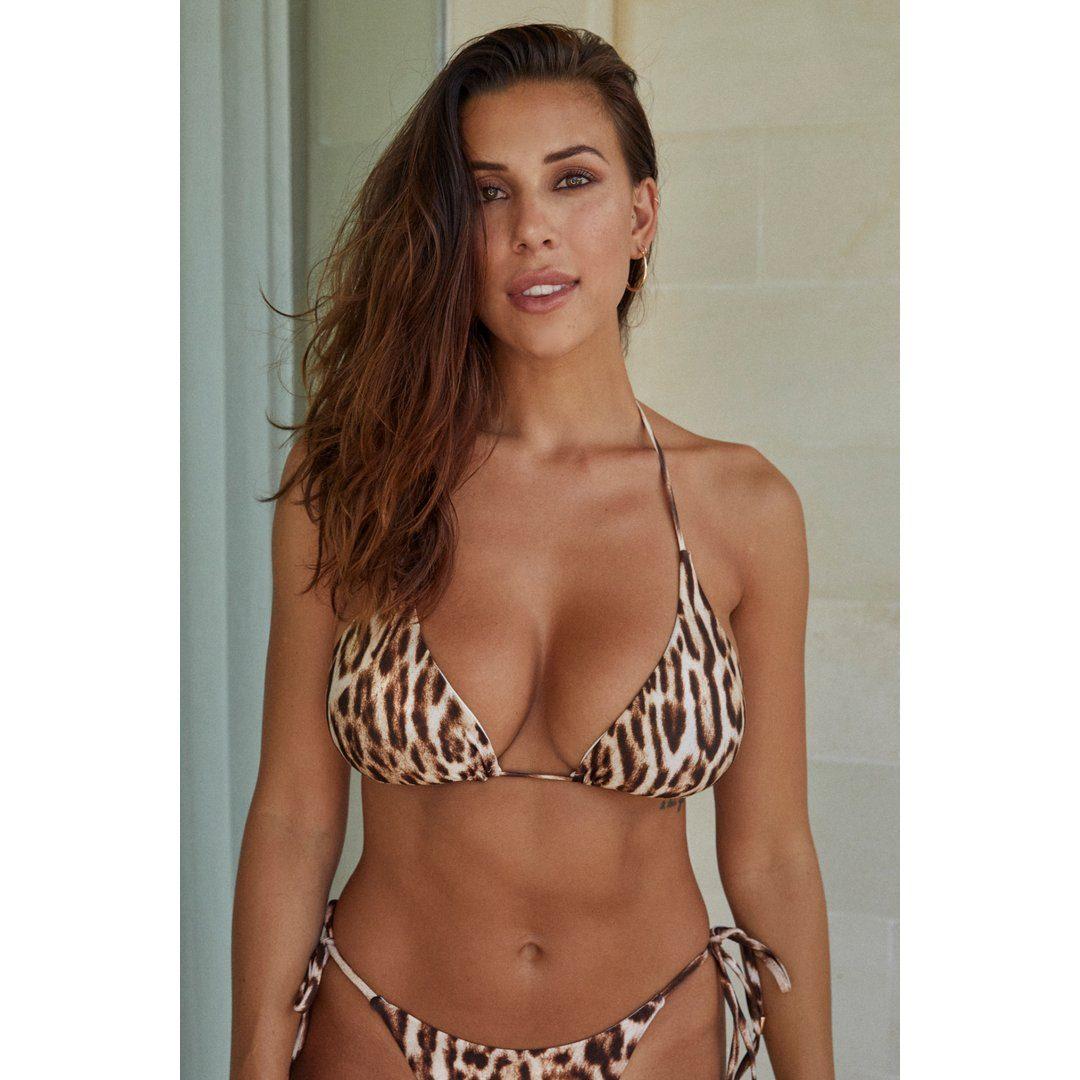 Palma Top - Leopard