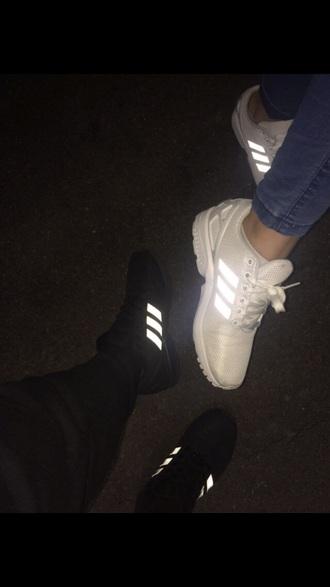 shoes adidas shoes adidas sneakers black tan