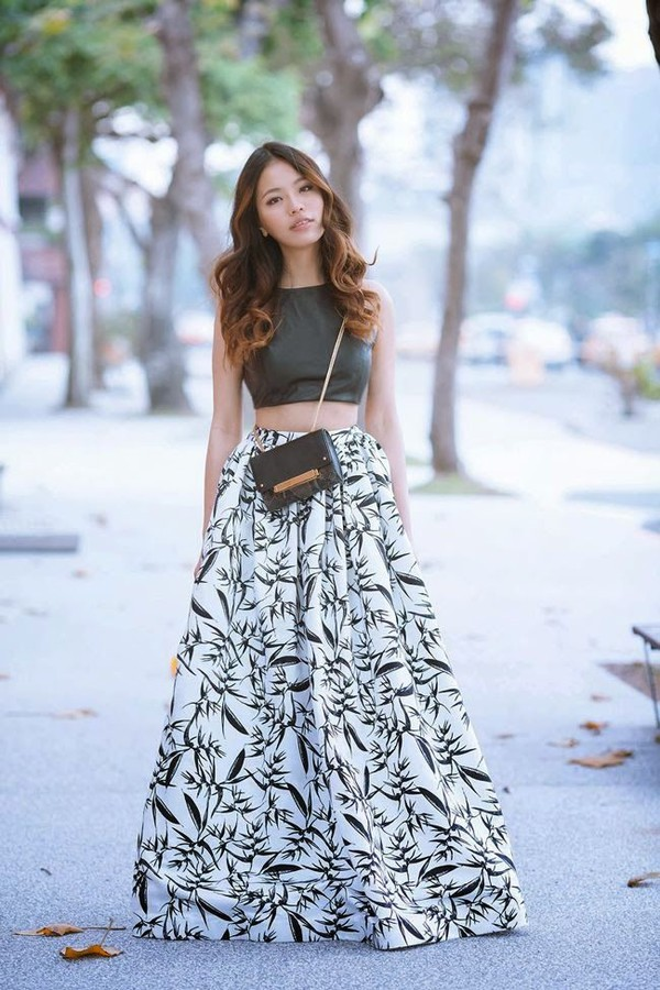 irene closet top skirt jeans