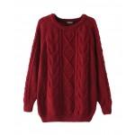 Knitted knitwear