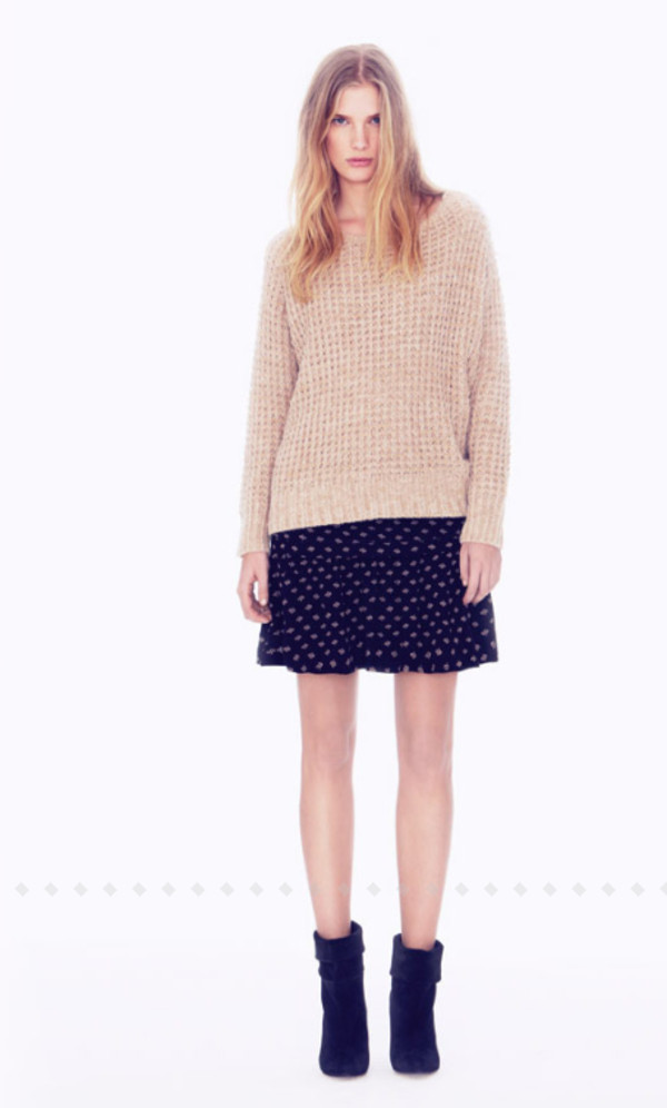 skirt ba&sh lookbook fashion