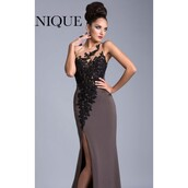dress,bonny,embellished,gown,janique mother of the bride dresses,blazers online for women
