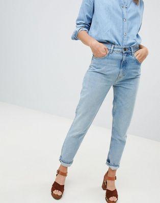MiH Jeans Mimi High Rise Mom Jean at asos.com