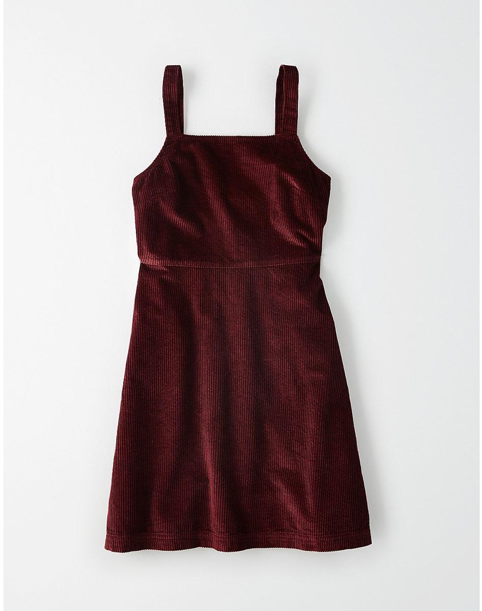 AEO Corduroy Mini Dress