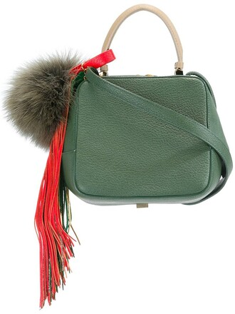 women bag shoulder bag green