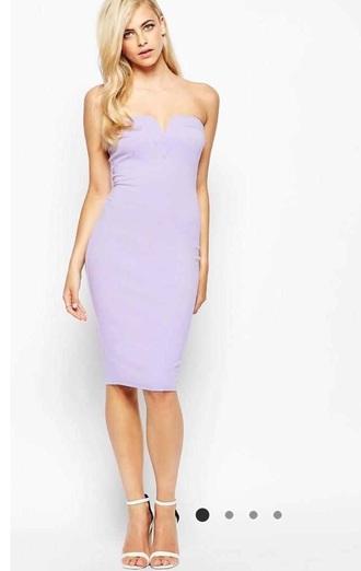 dress cute trendy purple bodycon dress bodycon